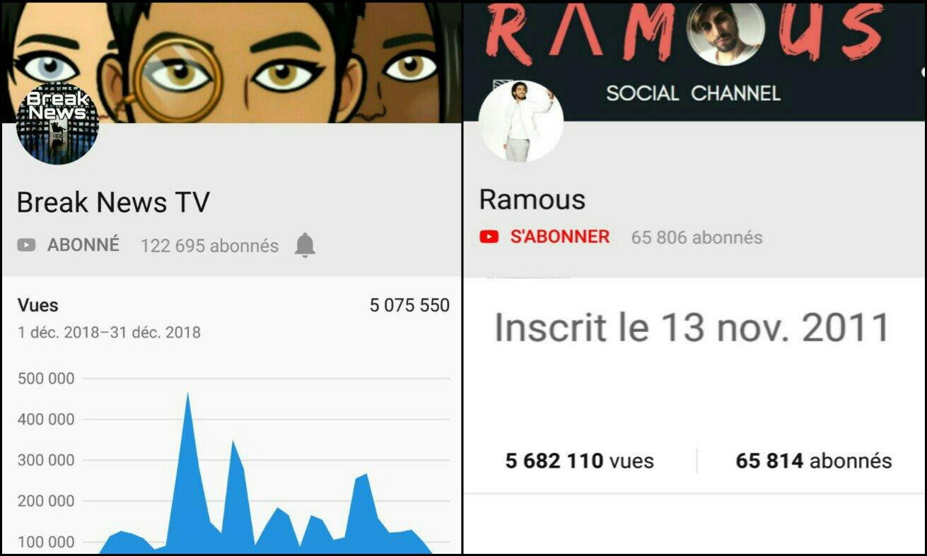 21 Dias Porno Youtube enquete break news: ramous est-il un imposteur ?